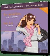 Livre à colorier - Lyla Tome 1